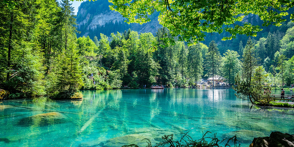 """Indian Theme Ride """"Blausee"""""""
