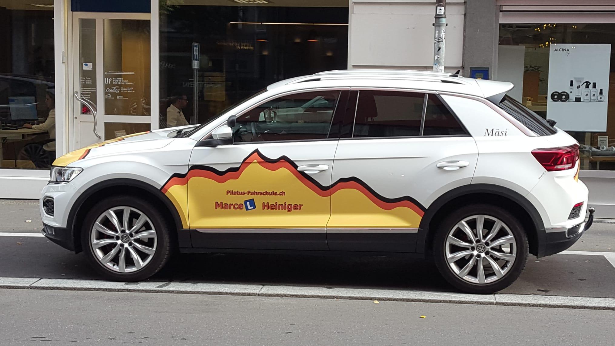 VW T-Roc 2.0 TSI