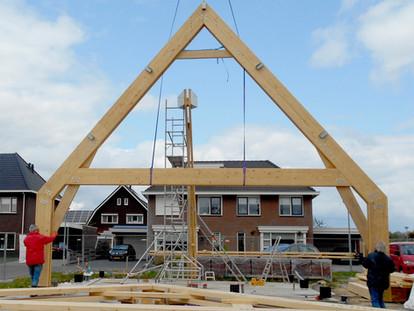 Zelf een huis bouwen (2)