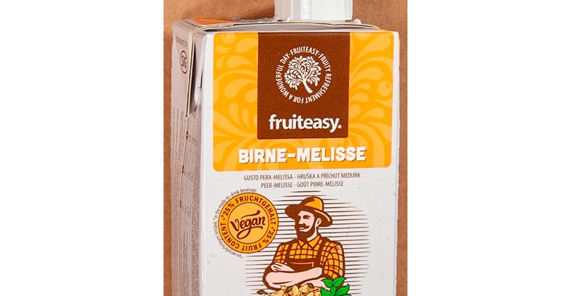 BIRNE MELISSE-ERFRISCHUNGSGETRÄNK, Konzentrat 1+19, 0.5 Liter
