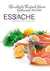 Rauchlacs Tuna Kaviar Katalog Titelseite ESSACHE