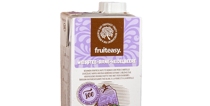 ICE-WEISSTEE BIRNE-HEIDELBEERE 0.5 Liter, Konzentrat 1+19 für 10 Lt. Getränk