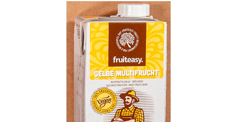 GELBE MULTIFRUCHT-ERFRISCHUNGSGETRÄNK, Konzentrat 1+19, 0.5 Liter