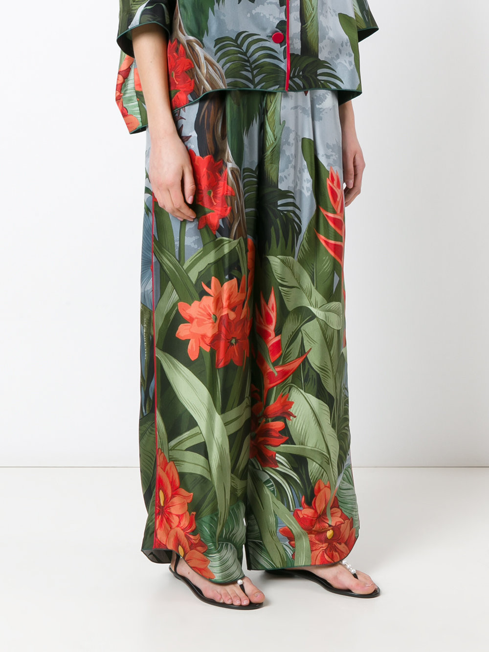 F.R.S For Restless Sleepers Urano pyjama trousers