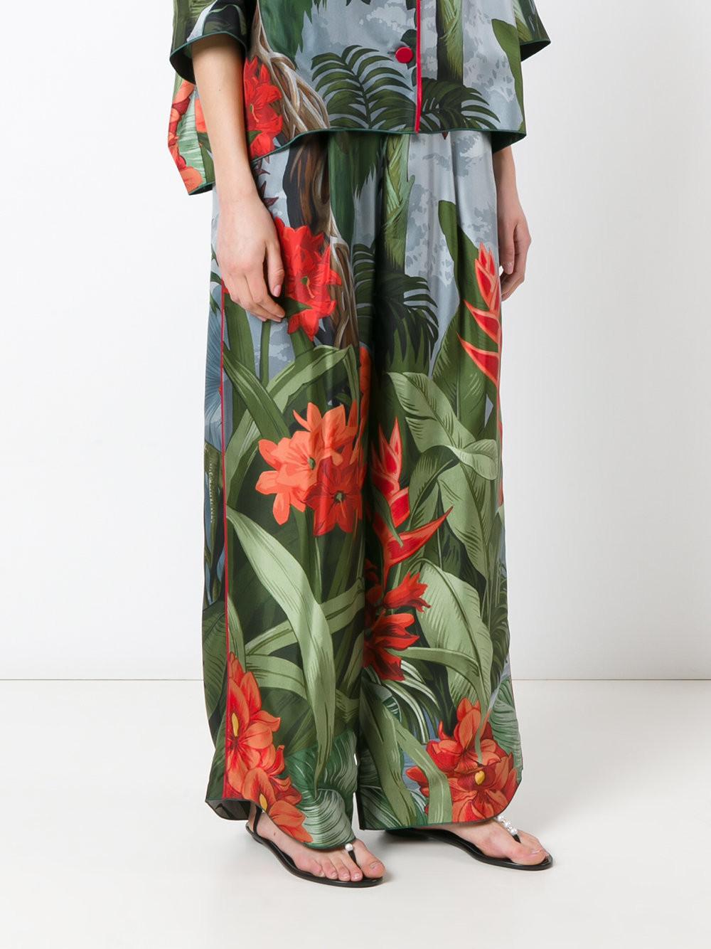 F.R.S For Restless Sleepers Urano pyjama trousers
