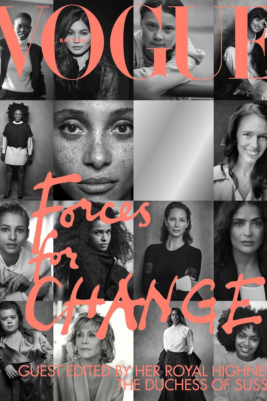 British Vogue Cover September  2019