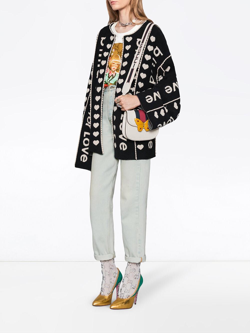 reiss Crew-neck knit dress