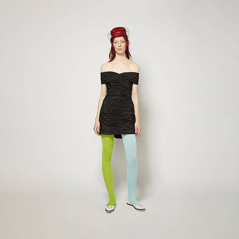 The Marc Jacobs The left and right tights