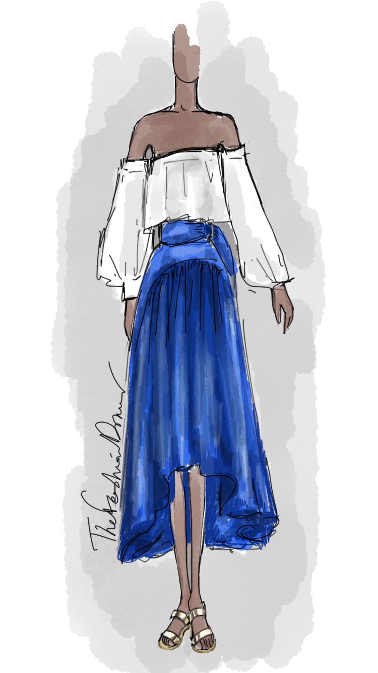 thefashiondrawer aegean blue the-fashion-drawer