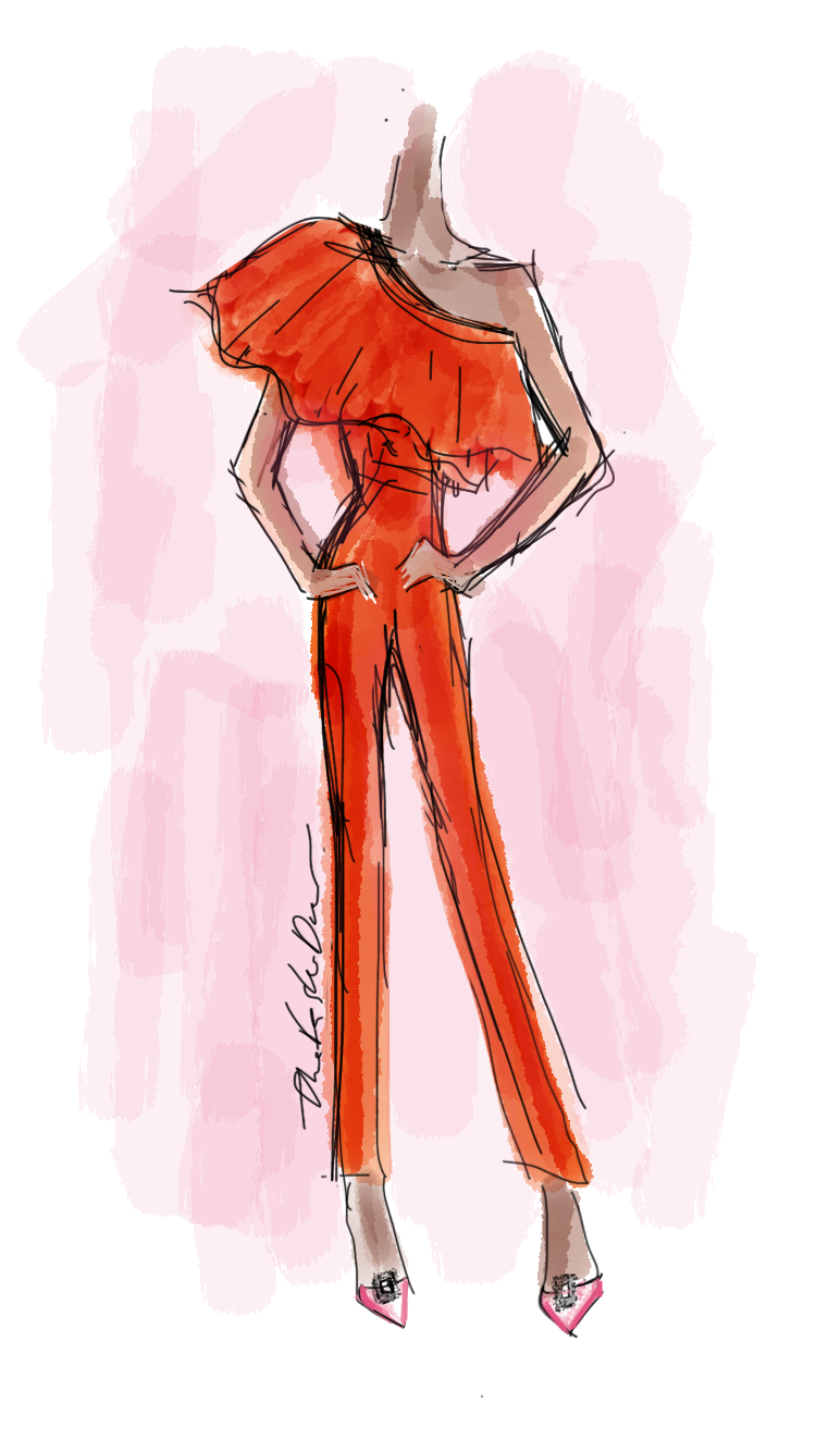 thefashiondrawer orange is the new black