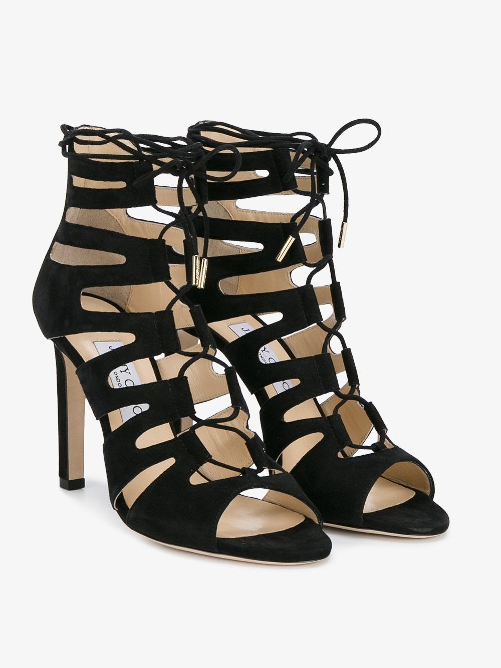 Jimmy Choo Hitch 100 sandals