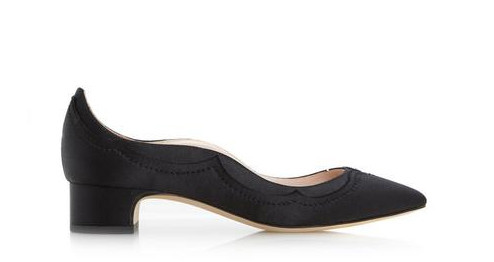dune rupert sanderson black pumps