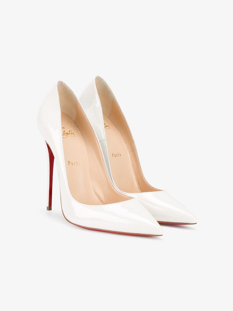 Christian Louboutin Point-Toe Pumps