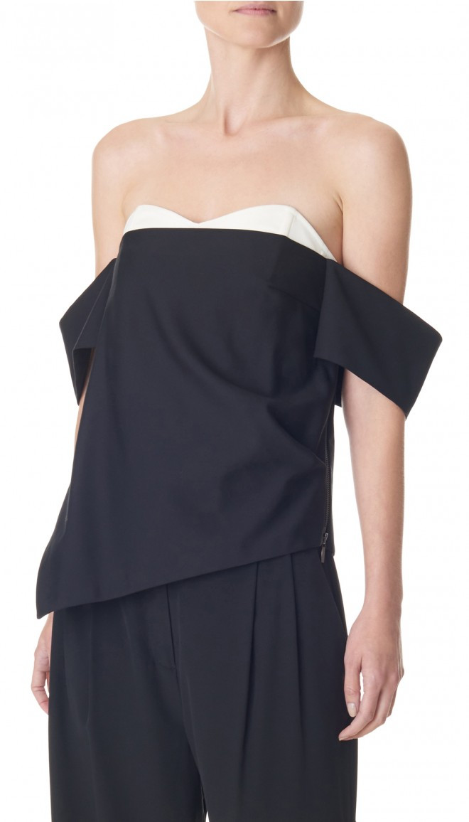 DIANE VON FURSTENBERG  v-neck asymmetric dress
