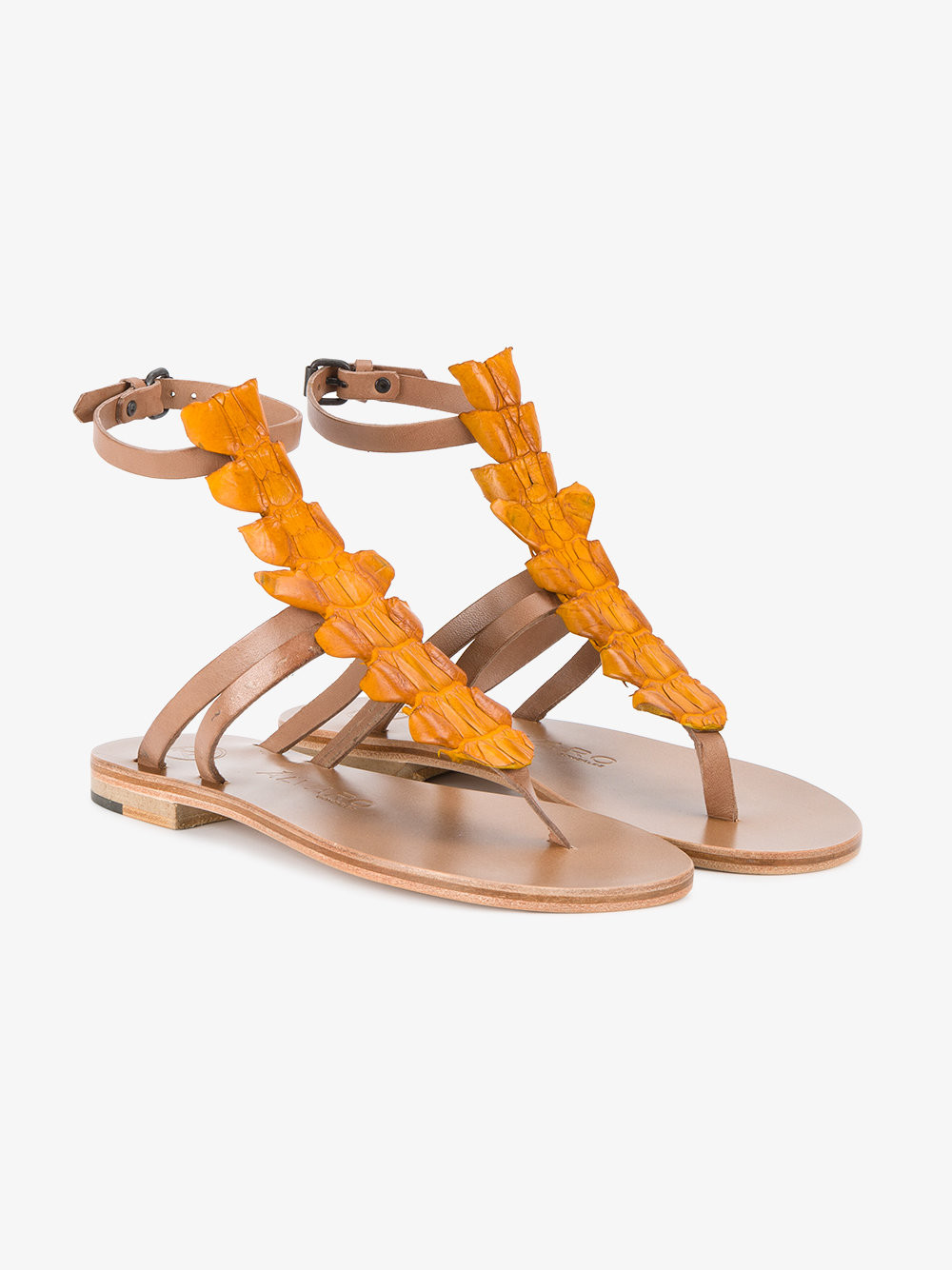Miss Selfridge Embellished Espadrille Sandal