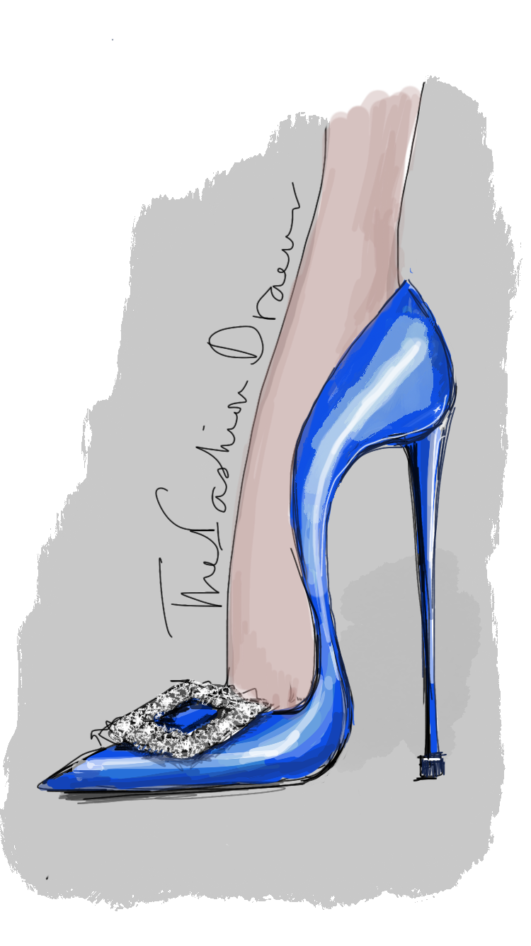 thefashiondrawer  I do manolo-blahnik-hangisi pump