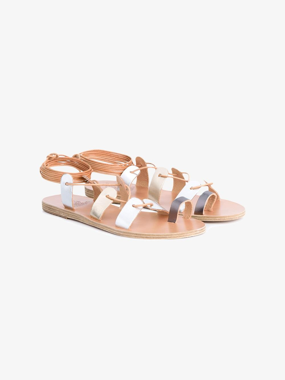 Ancient Greek Sandals Alcyone Leather Sandals
