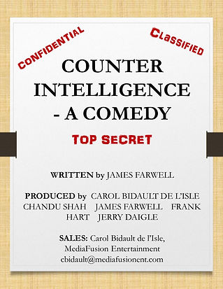Counter Intelligence - A Comedy Poster.j