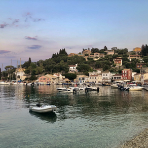 Stopover in Greece
