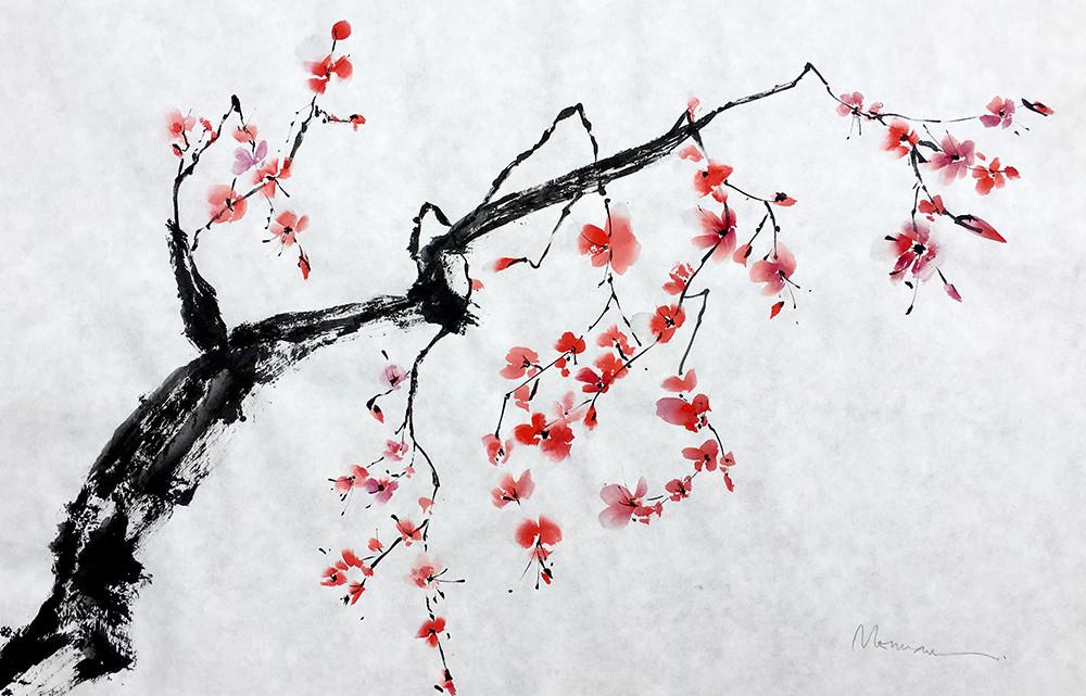 """Sakura Composition n.12"""
