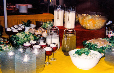 Desserts & Fruchtsalat