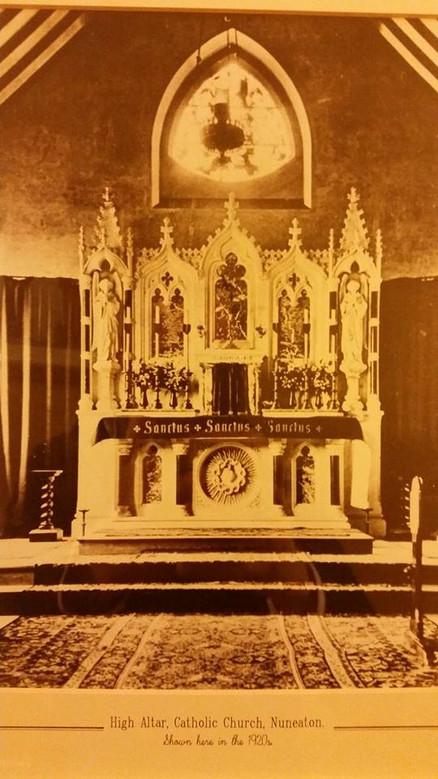 Old Altar