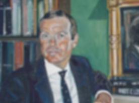 Portrait of David Soskin