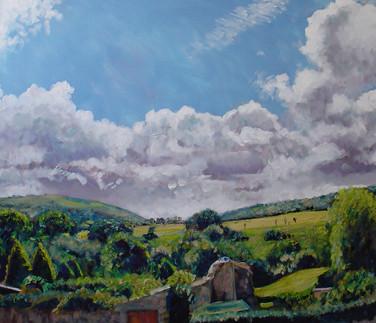 North Bovey to Hunter's Tor, Dartmoor