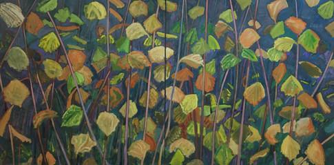 Autumn leaves No1
