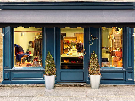 Les nouvelles boutiques Nunki by SL...