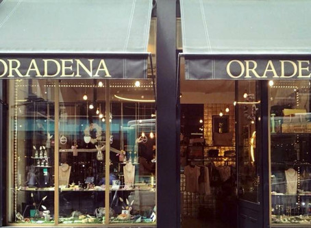 La nouvelle collection arrive chez Oradena