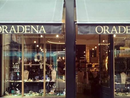 La nouvelle collection arrive chez Oradena