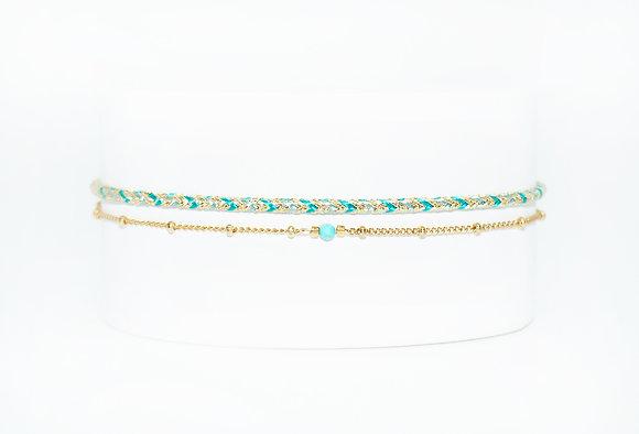CHARA Turquoise