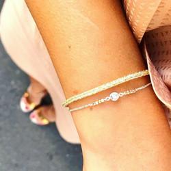 Bracelet commandé par Agnès._▫️_▫️_✨Nunk