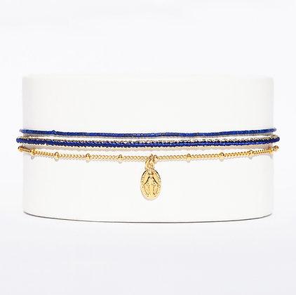 ZANIAH Lapis Lazuli Madone