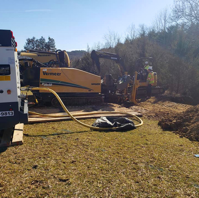 Atlantic Construction Directional Drilling project 8