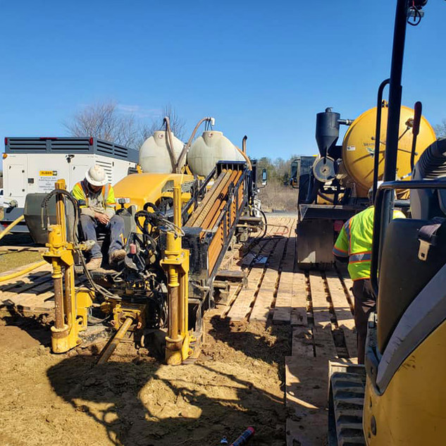 Atlantic Construction Directional Drilling project 12