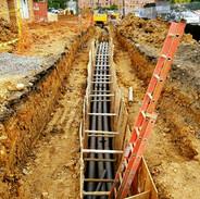 Atlantic Construction Power Distribution project 8