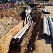 Atlantic Construction Power Distribution project 2