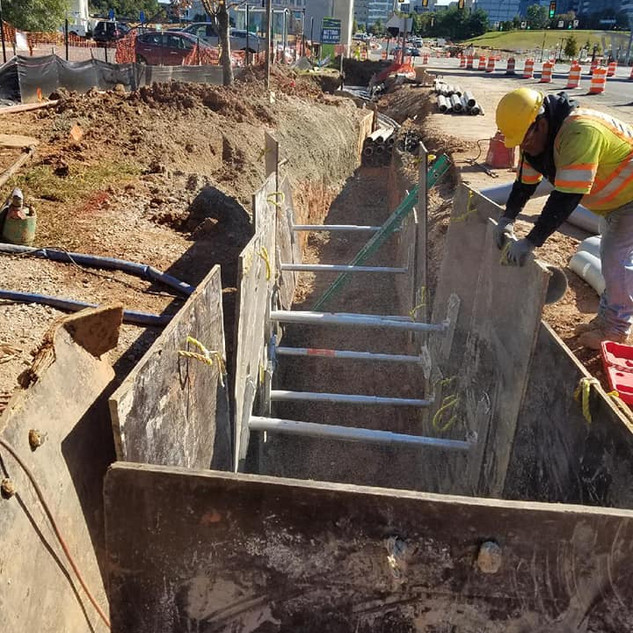 Atlantic Construction Power Distribution project 4