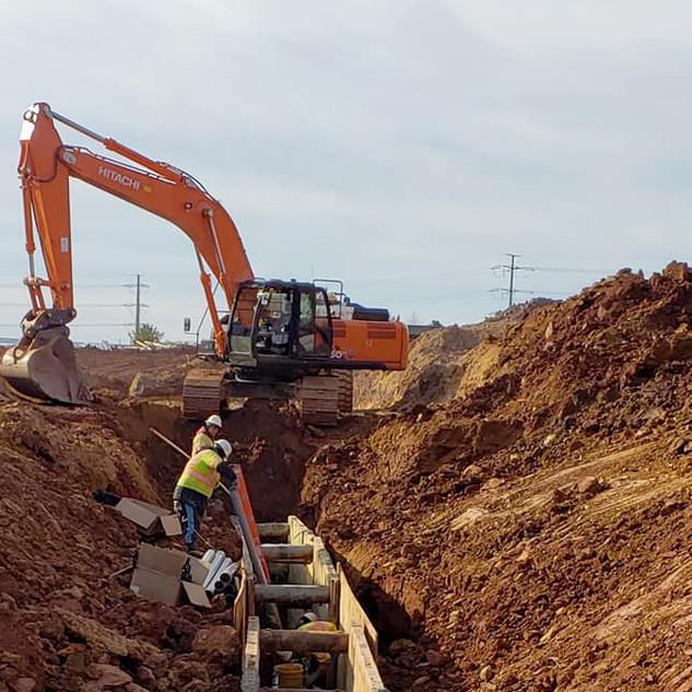 Atlantic Construction Data Center project 4