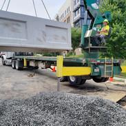 Atlantic Construction Power Distribution project 1