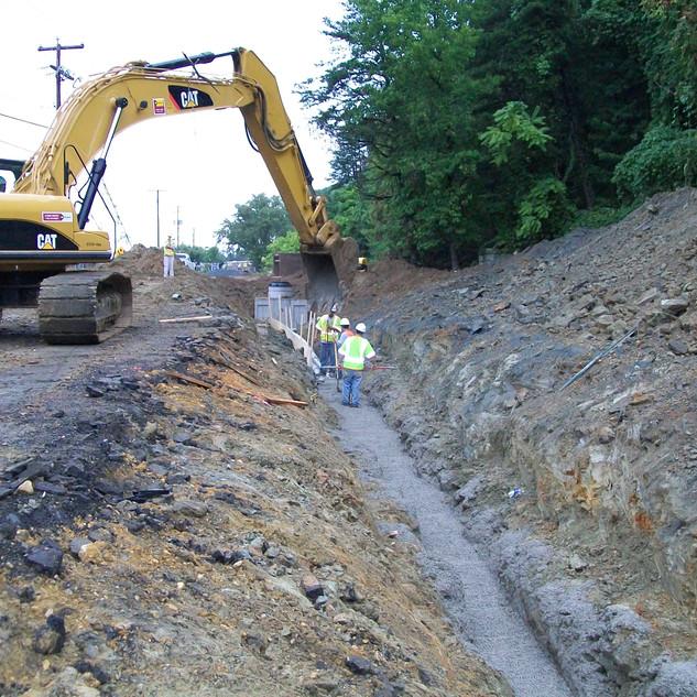 Atlantic Construction Fiber Optics project 6