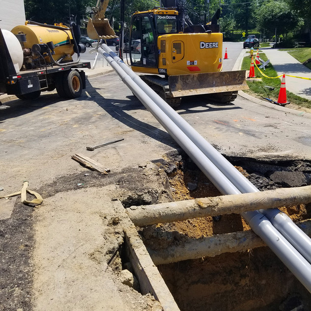 Atlantic Construction Directional Drilling project 6
