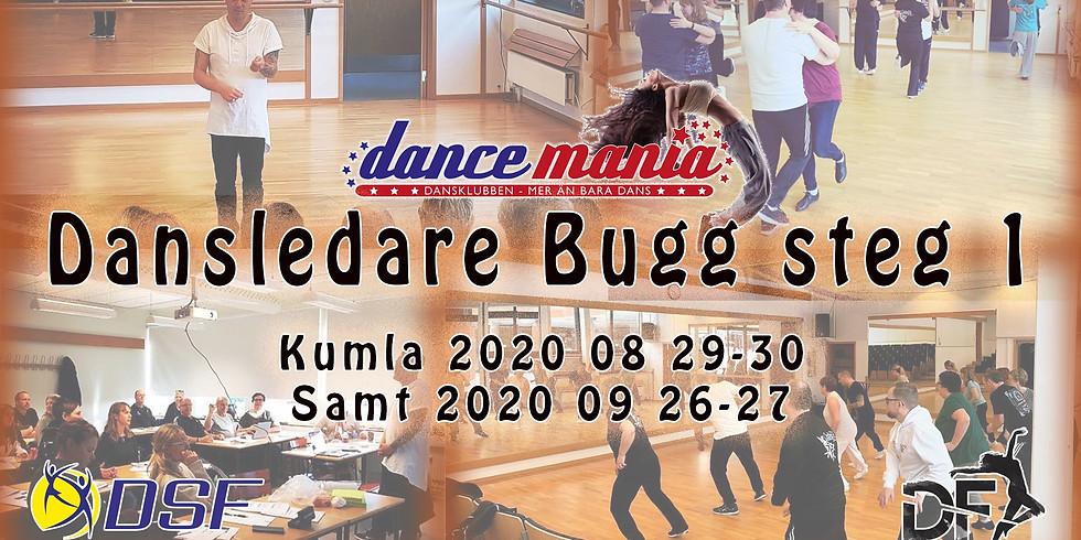 Dansledare Bugg  Steg 1