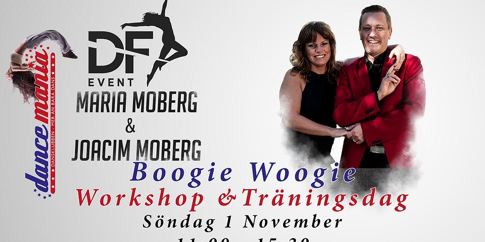 Workshop & Träningsdag i Boogie Woogie