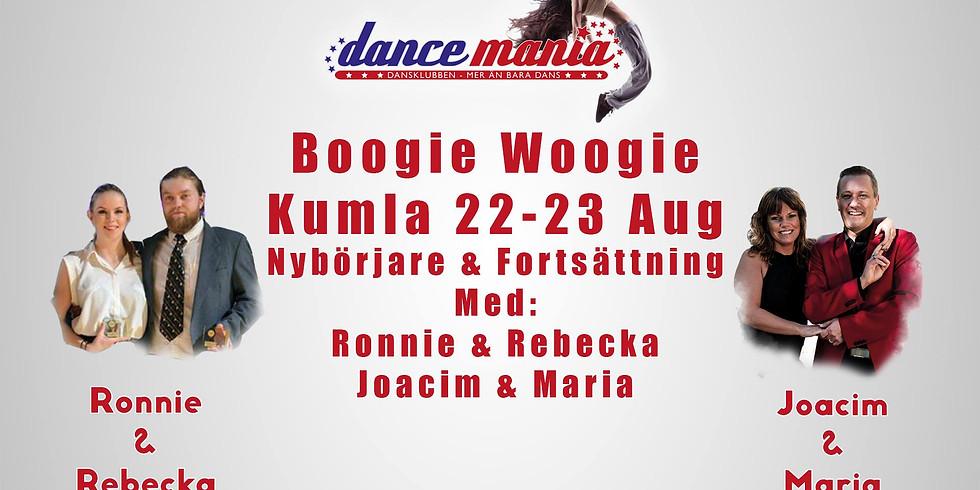 Boogie Woogie Nybörjare och fortsättnings helg