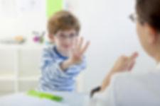 Criança Na Fonoaudiologia