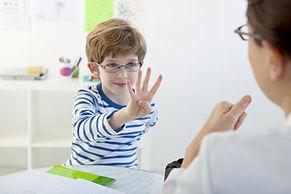 Konuşma Terapisi Çocuk