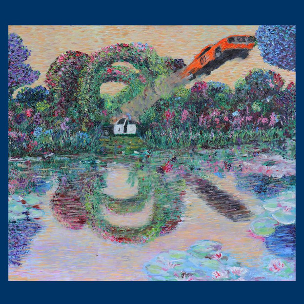 Dukes of Hazzard Monet- £2,750